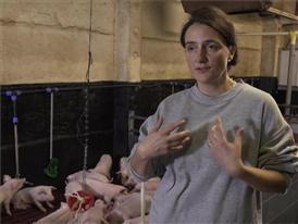 Dr. Kathrin Naumann Geschäftsführerin - GGAB Agrarbetrieb Groß Grenz GmbH