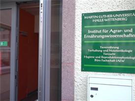 Institut für Agrar- und Ernährungswissenschaften - Aussenaufnahmen