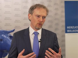 Dr. Björn Börgermann, Pressesprecher Milchindustrie-Verband, Berlin, Interview