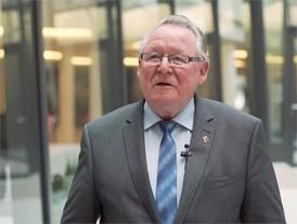 Richard Reiß, Betriebsleiter Milchagrargenossenschaft Heideland, Kemberg, Interview
