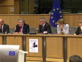 Bilder vom Event mit Premierminister Gordon Brown