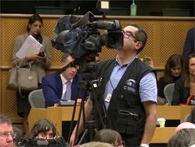 Beauty Shots aus dem Europäischen Parlament