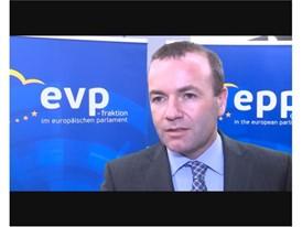 Interview Manfred Weber, Vorsitzender der Europäischen Volkspartei