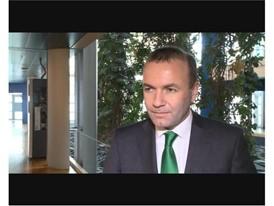 Interview mit Manfred Weber, Vorsitzender der Europäischen Volkspartei