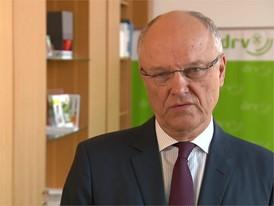 Statement Deutscher Raiffeisen-Verband, Dr. Volker J. Petersen, Political Affairs
