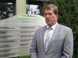 Eberhard Hartelt, Präsident Bauern- und Winzerverband Rheinland-Pfalz Süd e.V.  - 01