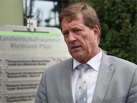 Eberhard Hartelt, Präsident Bauern- und Winzerverband Rheinland-Pfalz Süd e.V.  - 06