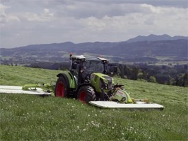 CLAAS ARION 400 HRC - Teil 1