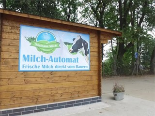 Die Milchtankstelle: ein neuer Vertriebsweg und gleichzeitig ein Ausweg aus dem Milchpreisdilemma