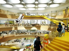 The LEGO Group shares plans for new office building in Billund