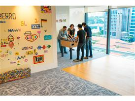 LEGO Group Singapore 1