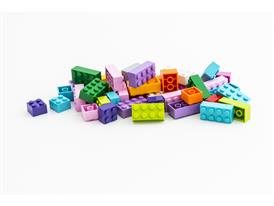 LEGO bricks loose