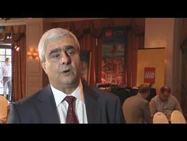 Bali Padda, Chief Operating Officer, The LEGO Group