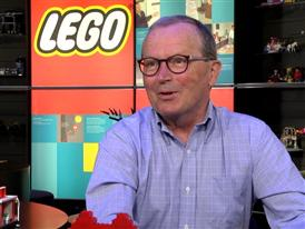 Kjeld Kirk Kristiansen, grandson of the founder and current LEGO Group owner