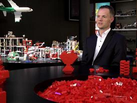 Søren Lund, General Manager of the LEGO House