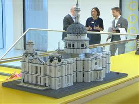 LEGO office Models