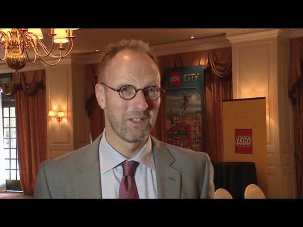 Jørgen Vig Knudstorp, CEO, The LEGO Group