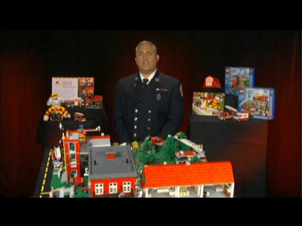 Joe Molis, Spokesperson and Active Fireman
