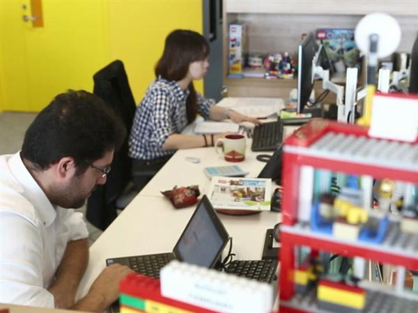 New Shanghai Office B-Roll