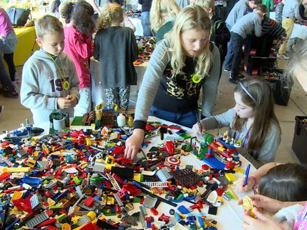 LEGO DDC B-Roll