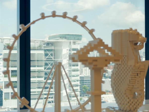 LEGO Group Singapore B-Roll