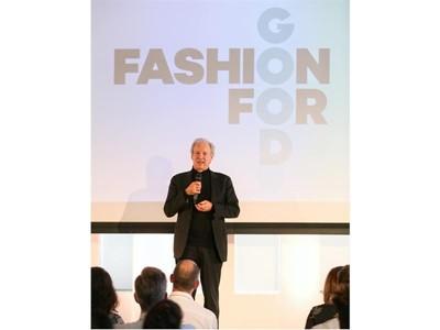 Fashion for Good William McDonough Photo credit Fred Ernst  Fashion for Good