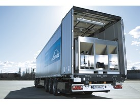 Trailer unit trailH2-gas™
