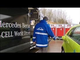 Mobile Hydrogen Fueling Station