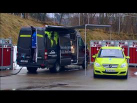 Linde supplies/supports Mercedes-Benz hydrogen world tour