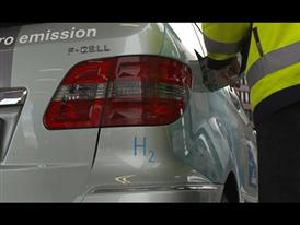 Linde Hydrogen Refuelling