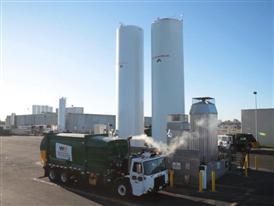 Linde Natural Gas for trucks