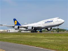 Lufthansa Enters into Partnership in Silicon Valley