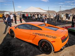 SpeedVegas Prepares to Burn Rubber in Las Vegas