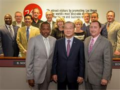 World Trade Center Las Vegas Announces Partnership with World Trade Center Seoul