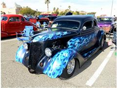 Engines Rev at Mesquite Motor Mania Jan. 15-17