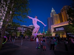 MGM Resorts Expands the Las Vegas Strip with the Opening of 'The Park'
