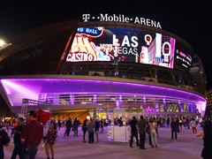 Las Vegas Celebrates Opening of T-Mobile Arena