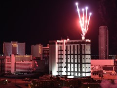 'What Happens Here, Stays Here' Confessions Sealed Forever During the Riviera Hotel & Casino's Implosion