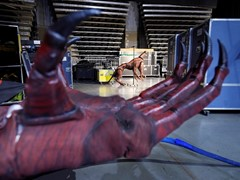 Behind the Scenes: 'Avatar'-inspired New Cirque Show 'Toruk - The First Flight' in Las Vegas
