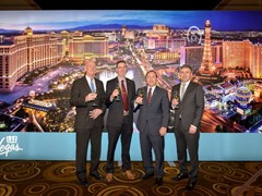 Las Vegas Seeks New Flights with Routes Americas