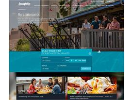 Laughlin Launches Updated, Responsive Design Website