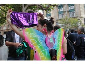 Las Vegas at San Francisco Pride Parade