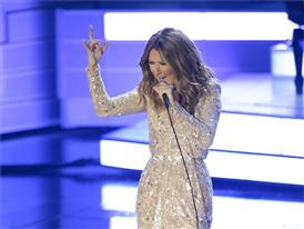 Celine Dion's triumphant return