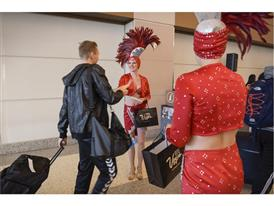 Las Vegas Welcomes Norwegian Air passengers