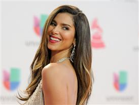 Co-host Roselyn Sanchez poses