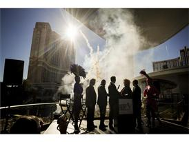 Las Vegas to Ring in 2016 With Dazzling New Year's Eve Extravaganzas