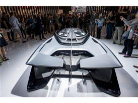 Faraday Future FFZero1 all-electric concept car