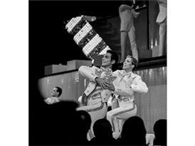 Jubilee rehearsal 1981