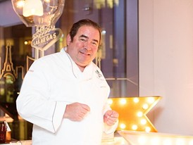 Emeril Lagasse will headline Dinner on The Strip