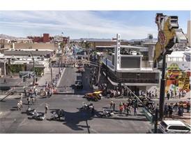Mint 400 parade Downtown Las Vegas